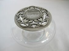 "CELEBRITY CRUISE SHIP ""ZENITH"" 4.5 POTPOURRI JAR. FORT PEWTER LID /W OCEAN LINER"