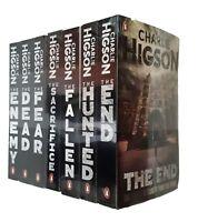 Charlie Higson The Enemy Series 7 Books Teen Zombie Horror 1 -7 Dead Fear SF New
