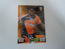 Carte adrenalyn - Foot 2010/11 - Lorient - Arnold Mvuemba