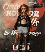 Julie CUSTOM HORROR DOLL Return of the Living Dead 3 OOAK