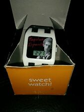 Napoleon Dynamite Talking Wrist Watch- SWAG- PROMO - RARE 2004