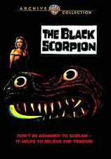 THE BLACK SCORPION (1957 Richard Denning)  Region Free DVD - Sealed
