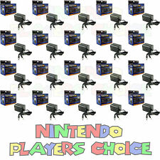 20 PIECE LOT WHOLESALE NES SNES SUPER NINTENDO AC POWER SUPPLY ADAPTER CORDS NEW