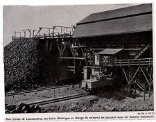 1940  --  SUEDE  AUX MINES DE LUOSSAVARA    3L731