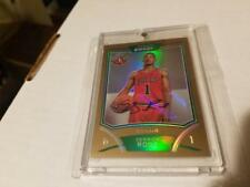 2008 2009 BOWMAN CHROME DERRICK ROSE GOLD REFRACTOR AUTO #/25 BULLS SP RC BGS?