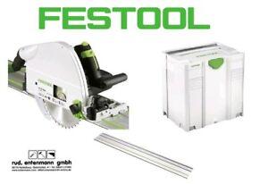 Festool Plunge Saw Ts 75 Ebq Plus FS 1400/2 No. 561512 IN Systainer Circular Saw