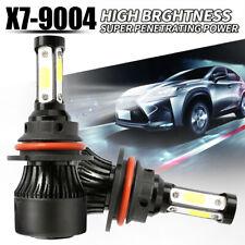 4-Side 9004 HB1 LED Headlight 2000W 300000LM Hi/Low Beam for Dodge Ram 2500 3500