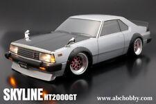 ABC-Hobby Nissan Skyline HT2000GT Karosserie-Set 1:10 200mm (66134)