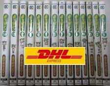 DHL Delivery 3-7 Days to USA. Yotsuba& Vol.1-14 All Set Japanese Manga YOTSUBATO