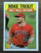 2021 Topps Series 2 Inserts ~ 1986 Topps Baseball All-Star ~ You Pick!