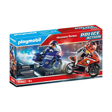 Playmobil Police Action Highway Patrol Building Set 70462 NEW IN STOCK