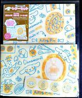 SANRIO Cinnamoroll Letter set 8 letter paper 4 envelop 4 sticker