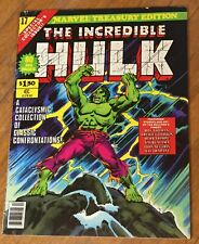 The Incredible Hulk 1978 MARVEL Treasury Edition Vol.#17.