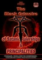 The Black Grimoire of Satanic Rulerships Carl Nagel Occult Magick Witchcraft