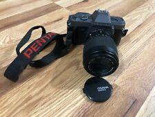 Pentax P30T 35mm Slr Film Camera /w Promaster Spectrum 7 f4-5.6 70-210mm Lens