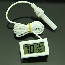 New Digital LCD Display Mini Thermometer Hygrometer Temperature Humidity Meter
