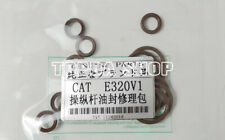 For excavator Carter 320B C D V1 V2 joystick oil seal repair kit Oil seal seal