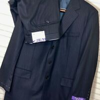 Ralph Lauren Purple Label Douglas 603 2 Pc. Suit 100% Wool Men's 42L 36w