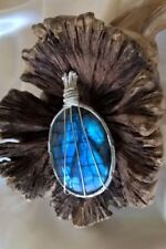 Handmade Labradorite Silver Plated Fine Necklaces & Pendants