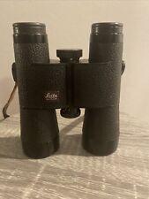 Leitz Wetzlar Binoculars Trinovid 10X40