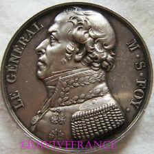 MED6558 - MEDAILLE GENERAL FOY 1825 par PINGRET en ARGENT