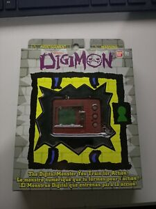 Digimon 20th Anniversary Digivice Red New