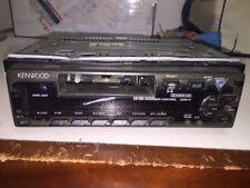 Auto Radio Kenwood KRC-407 For Parts Vintage Tape Car