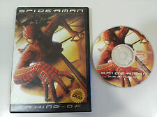 SPIDER-MAN DVD MAKING-OF CD VIDEO COMO SE HIZO