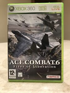 Ace Combat 6: Fires of Liberation (Xbox 360) .