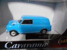 AUSTIN Mini Cooper Countryman Kombi Van blau MKI Cararama Sonderpreis 1:43