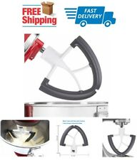 Gvode Flex Edge Flat Beater Blade Kitchen Aid 4.5-5 Quart Tilt Head Stand Mixer
