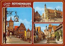 BT11074 Rothenburg ob der tauber        Germany
