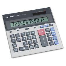 Sharp Qs-2130 Dual Power Display Calculator - Qs2130