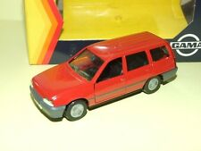 OPEL KADETT E GL Break Rouge GAMA