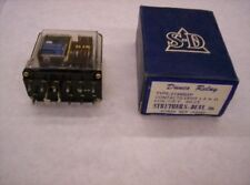 Struthers & Dunn Relay 219BBXP 110V Coil X2 NO Contacts