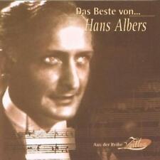 Hans Albers/Le meilleur de Hans Albers * NEW CD * NOUVEAU *