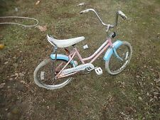 huffy dream girl banana seat muscle bike Bicycle rare sting ray 1960s 1970 70 80