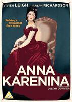 Anna Karenina DVD (2012) Vivien Leigh, Duvivier (DIR) cert PG ***NEW***