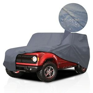 [PSD]Supreme Waterproof Semi Custom Car Cover for 1946-1949 Willys 4-63 All Type