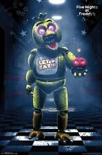 FIVE NIGHTS AT FREDDY'S - CLASSIC CHICA POSTER - 22x34 VIDEO GAME 14806