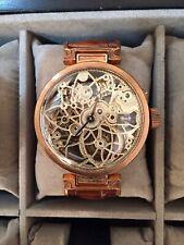 Mens Extra 1910's IWC International Watch Co Schaffhausen Vintage Skeleton Watch