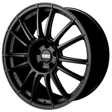 Fondmetal 9rr racing negro llanta 9.5x19 - 19 pulgadas 5x120 círculo de agujeros