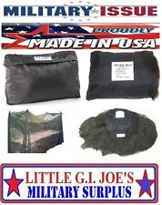 Military Issue ARMY SKEETA-TENT Insect Net Mosquito Netting No Seeum Cot Cover