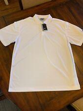 e105378ab NWT Mens Nike Golf Dri-FIT Micro Pique Polo Sport Shirt 363807 100 Size  Medium
