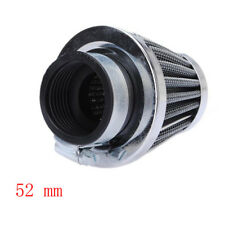Ø52mm KFZ Motorrad Intake Luftfilter Sportluftfilter Turbo Vent Crankcase