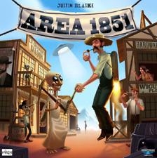 Game Salute Boardgame Area 1851 Box