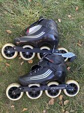 BONT Semi Race Speed Roller Skates 4x100mm  Size US 7 Europe 30 (263 MM)