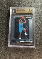 DEVONTE GRAHAM 2018-19 PRIZM #288 BASE ROOKIE CARD BGS 9.5 GEM MINT! RC