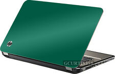 GREEN Vinyl Lid Skin Cover Decal fits HP Pavilion G6 1000 Laptop
