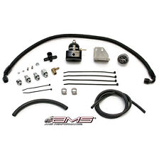 AMS Fuel Pressure Regulator Kit for 08-15 Mitsubishi Lancer EVO Evolution X 10